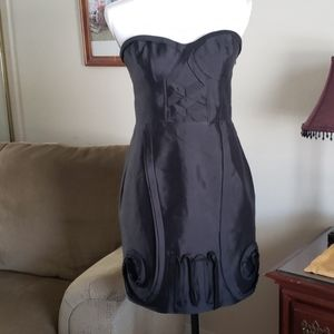 Leifsdottir Strapless Dress, 8 EUC